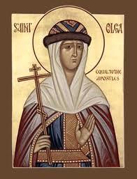 La herencia bizantina en el arte ruso.